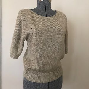 Chico's Sparkle Sweater size small